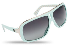 Dragon GG Men's Sunglasses - Hamptons Blue Frame/Grey Gradient Lens