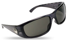 Dragon Dusk Sunglasses - Jet XRay Frame/Grey Lens