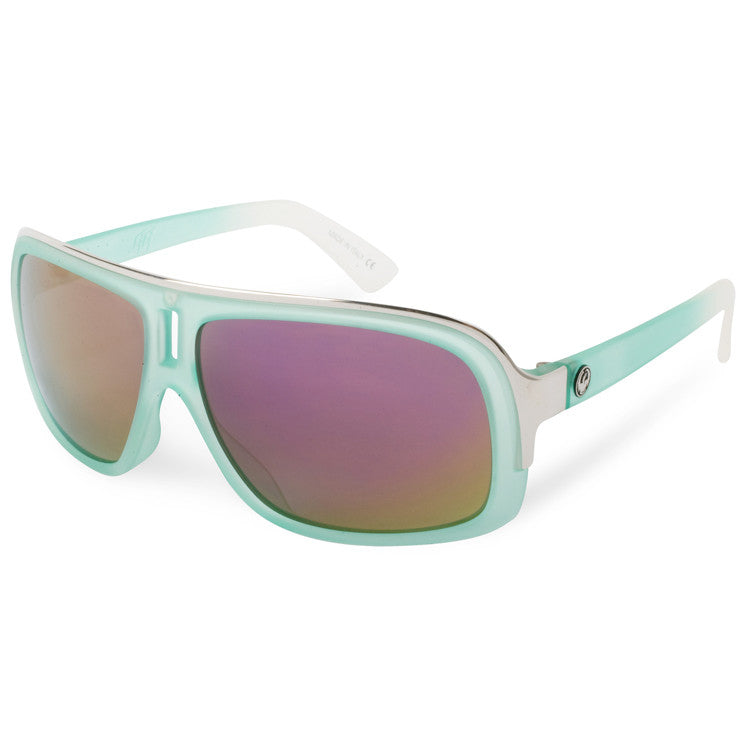 Dragon GG Sunglasses - Sea Fade Frame/Purple Ionized Lens