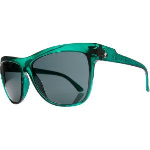 Electric Visual Caffeine Womens Sunglasses - Green