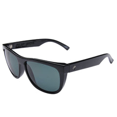 Electric Visual Flipside Mens Sunglasses - Black w/ Polarized Lens