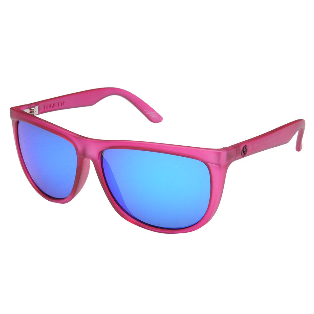 Electric Visual Tonette Mens Sunglasses - Pink