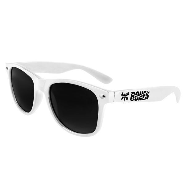 Bones Sunglasses Rat Sunglasses - White