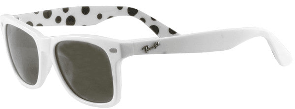 Rome Elwood Sunglasses - White