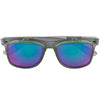 Creature Zorchmeat Flip Up O/S Sunglasses - Black/Translucent Green