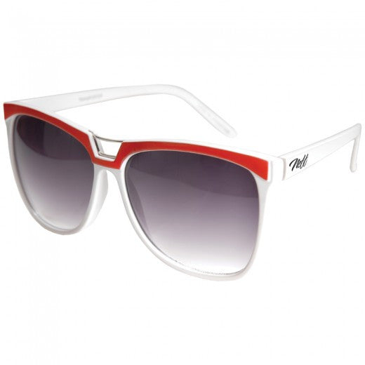 Neff Detroit Sunglasses - White