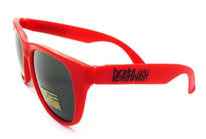 Deathwish DW Shades Sunglasses - Red