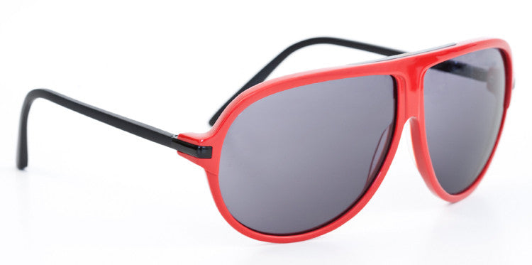 Ashbury Cosa Nostra Sunglasses - Red