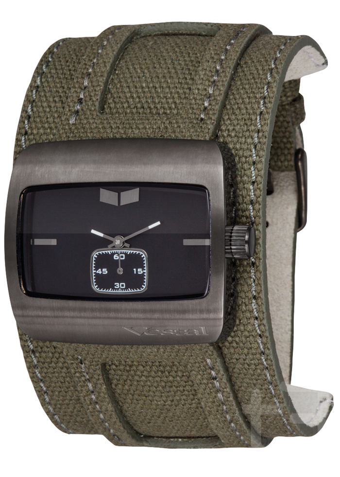 Vestal Saint Mens Watch - Green