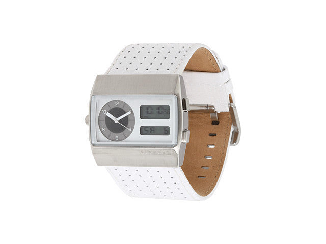 Vestal Monte Carlo Mens Watch - White