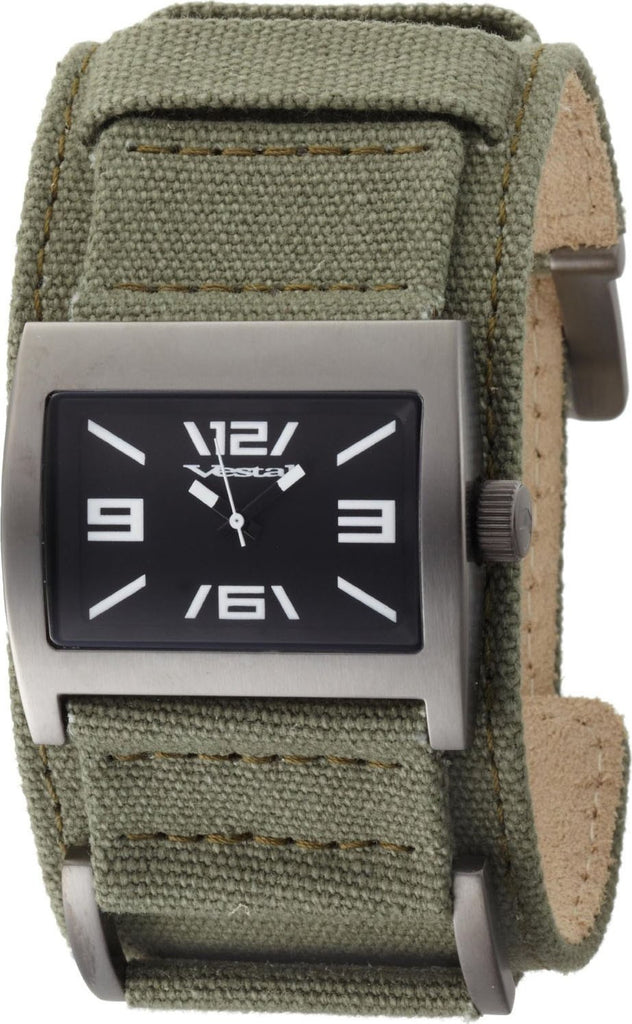 Vestal Legionnaire Mens Watch - Green