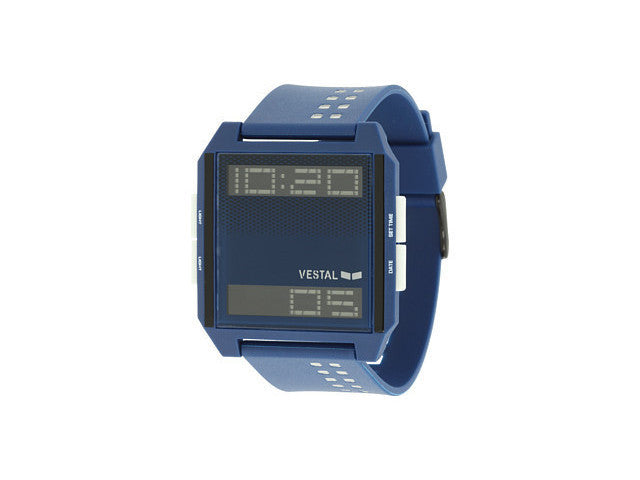 Vestal Digichord Mens Watch - Navy