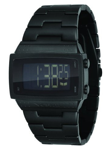 Vestal Dolby Metal Mens Watch - Black