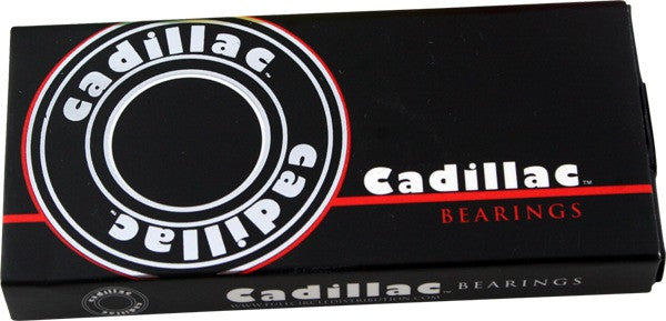 Cadillac Skateboard Bearings - Abec 5 (8 PC)