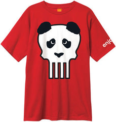 Enjoi Clark Skull S/S - Red - Men's T-Shirt