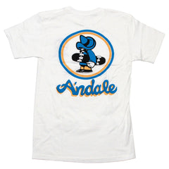 Andale OG S/S Men's T-Shirt - White