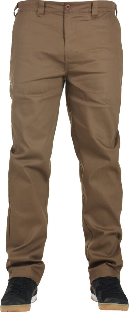 Enjoi Pre Party - Dark Khaki - Men's Pants