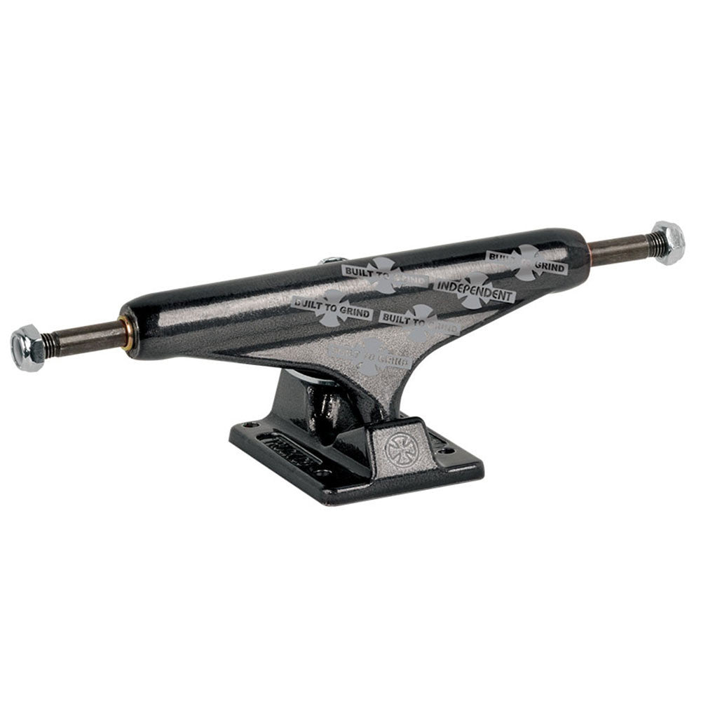 Independent 159 Stage 11 OGBC Skateboard Trucks - 156mm - Black/Chrome (Set of 2)
