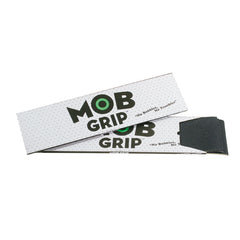 Mob Skateboard Griptape - 9in x 33in - Black (1 Sheet)