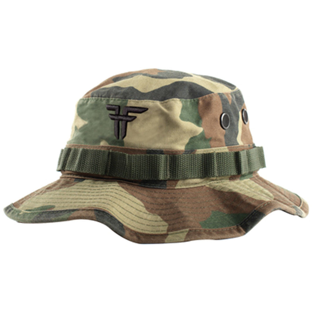 Fallen Crusade Bucket Men's Hat - Camo