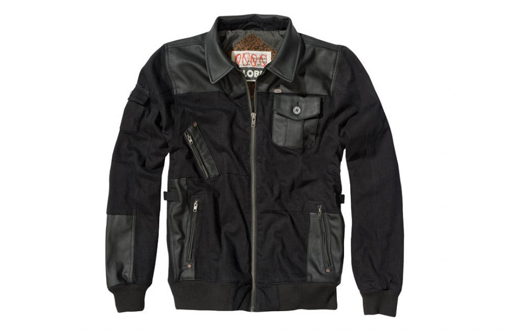 Globe Year Zero Jacket - Black
