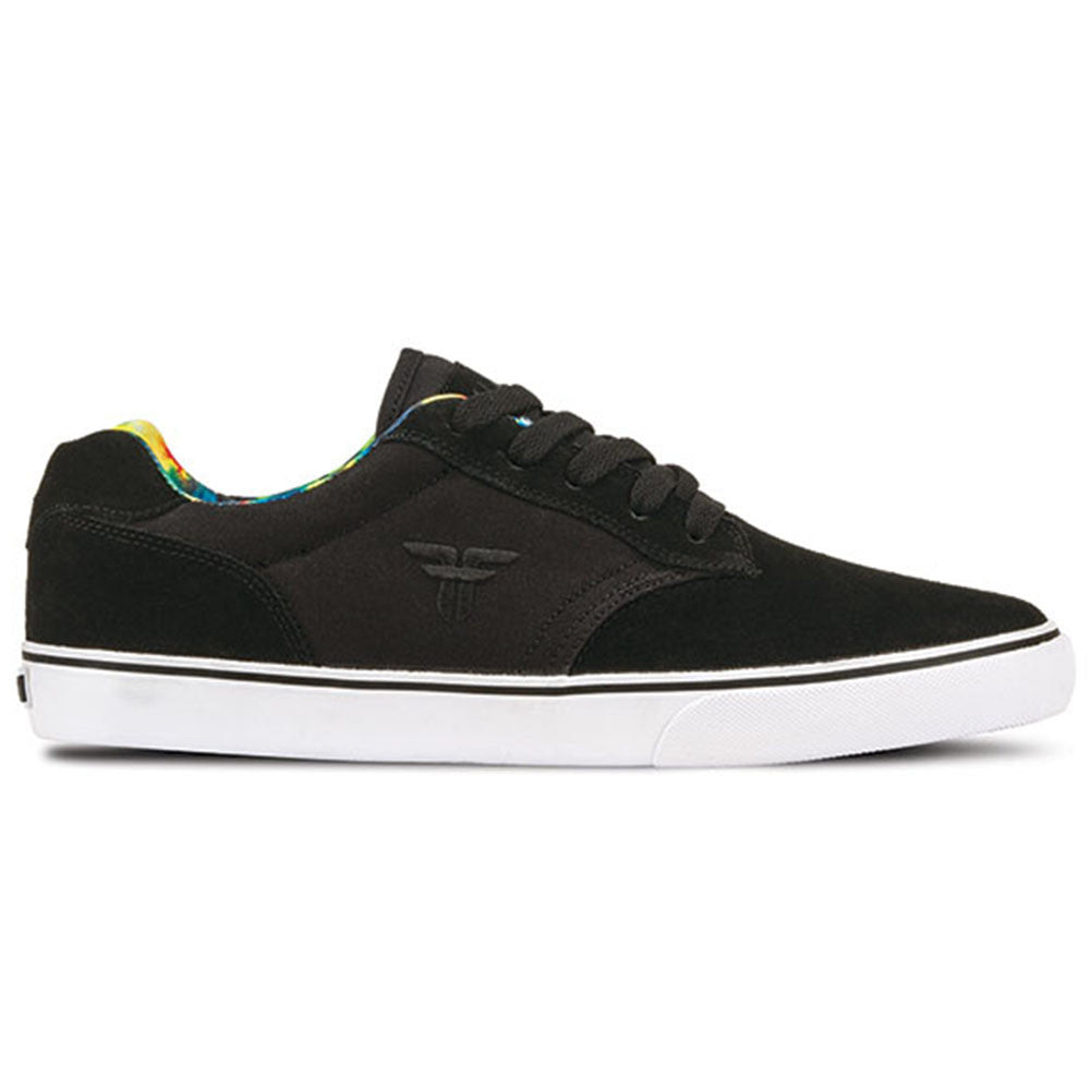 Fallen Slash Men's Shoes - Black/Tie Dye