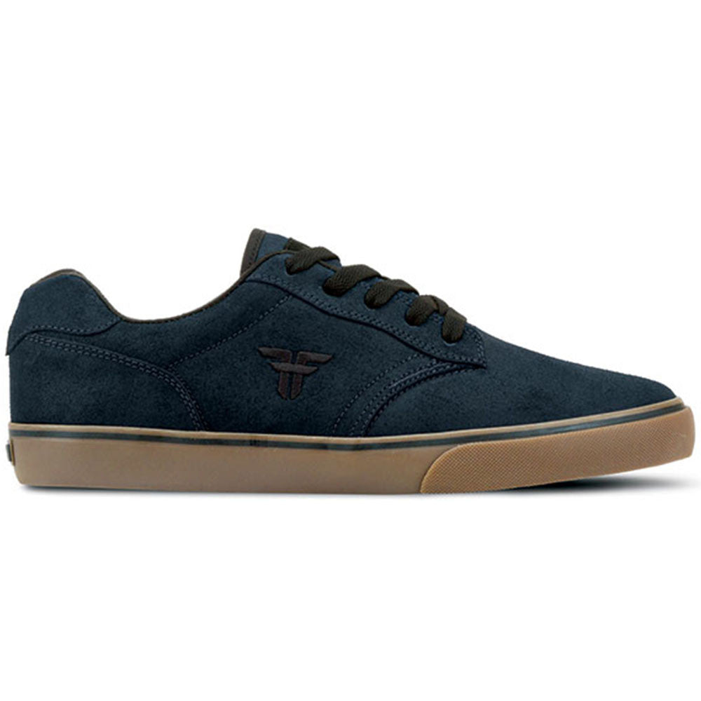 Fallen Slash Men's Shoes - Midnight Blue/Gum