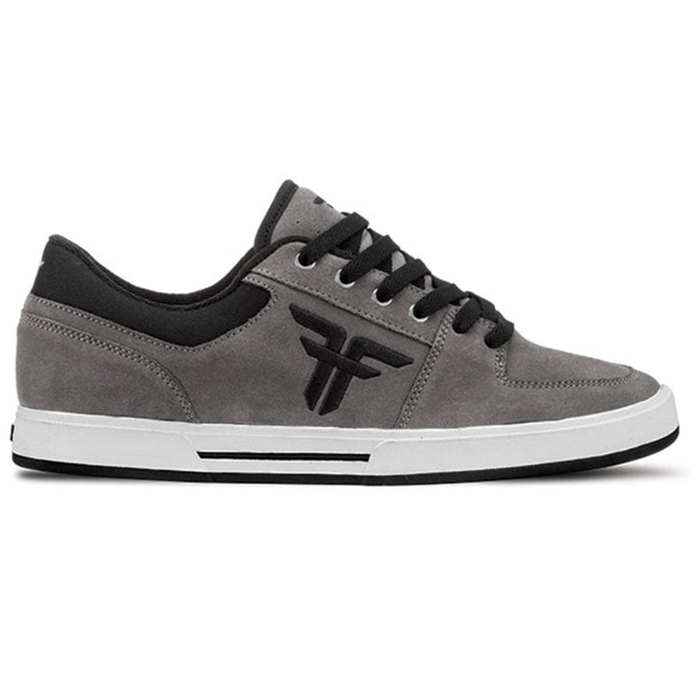 Fallen Patriot Men's Shoes - Ash Grey/Black