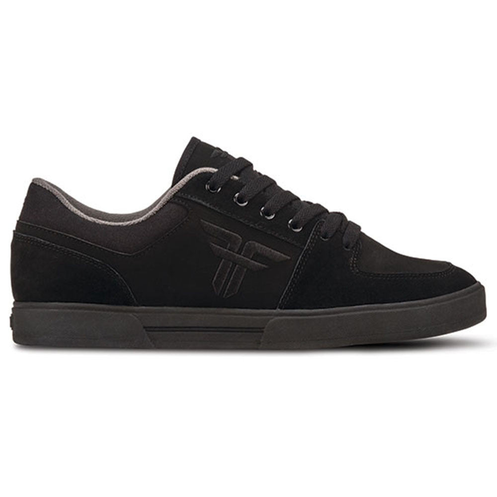 Fallen Patriot Men's Shoes - Black Ops/Suede