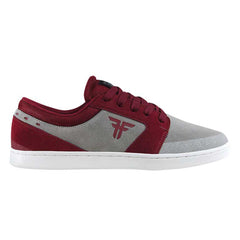 Fallen Torch - Cement Grey/Oxblood - Men's Shoes