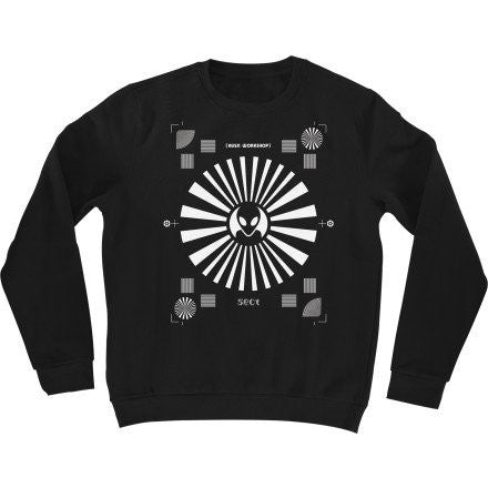 Alien Workshop Screentest Men's Sweatshirt - Black