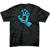 Santa Cruz Screaming Hand Regular S/S Mens T-Shirt - Spider Black