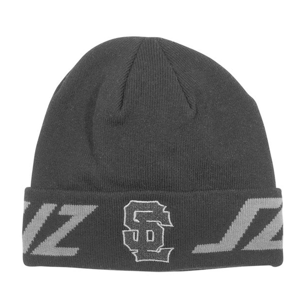 Santa Cruz Block Long Shoreman - One Size Fits All - Black - Men's Beanie