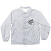 Santa Cruz Opus Coach Windbreaker Men's Jacket - Sport Grey