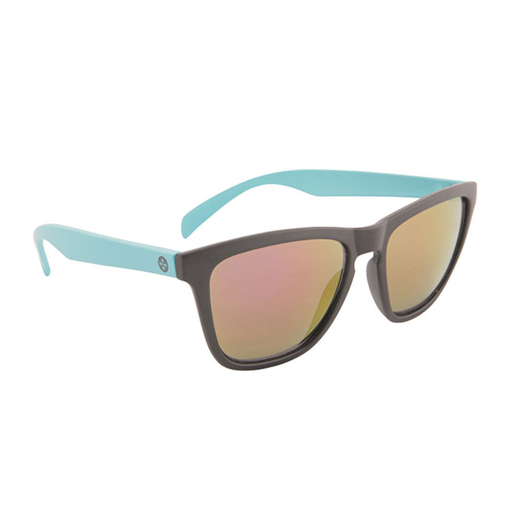 Independent Marina O/S Sunglasses - Black/Blue