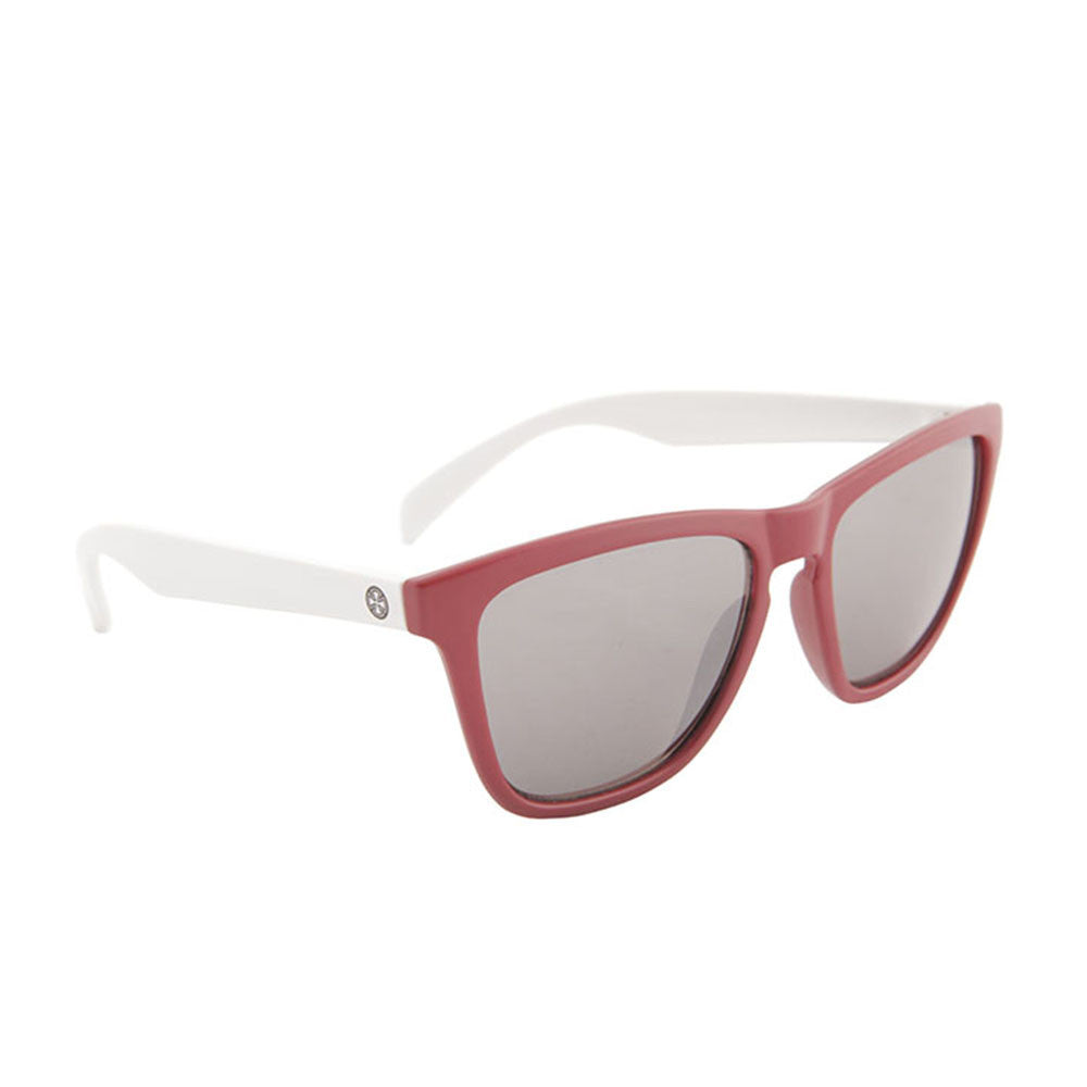Independent Marina O/S Sunglasses - Red/White