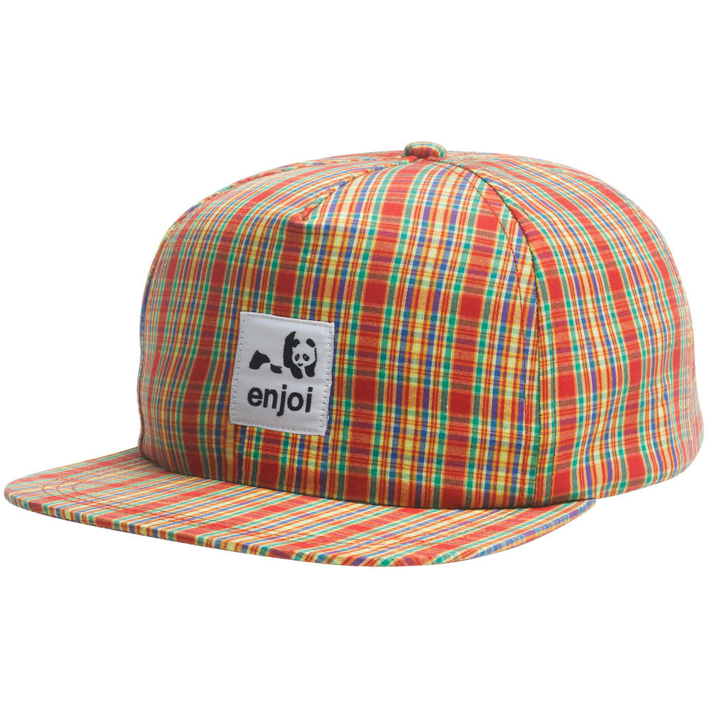 Enjoi Snapback 2 Reality Men's Hat - Spectrum