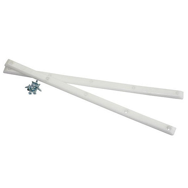 Pig Rails Skateboard Accessory - White