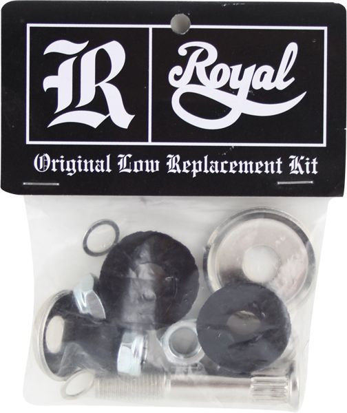 Royal OG Low - Black - Replacement Kit