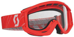 Scott Recoil Snowboard Goggles - Red