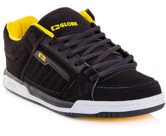 Globe Liberty Men's Skateboard Shoes - Ambrose Black