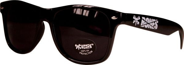 Bones Sunglasses Rat Sunglasses - Black