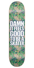 Blind Damn Plantlife HYB Skateboard Deck - Green - 8.0in