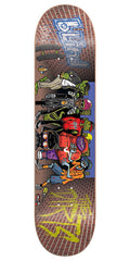 Blind D.I.R.T.S. Crew SS Skateboard Deck - Brick Red - 8.25in