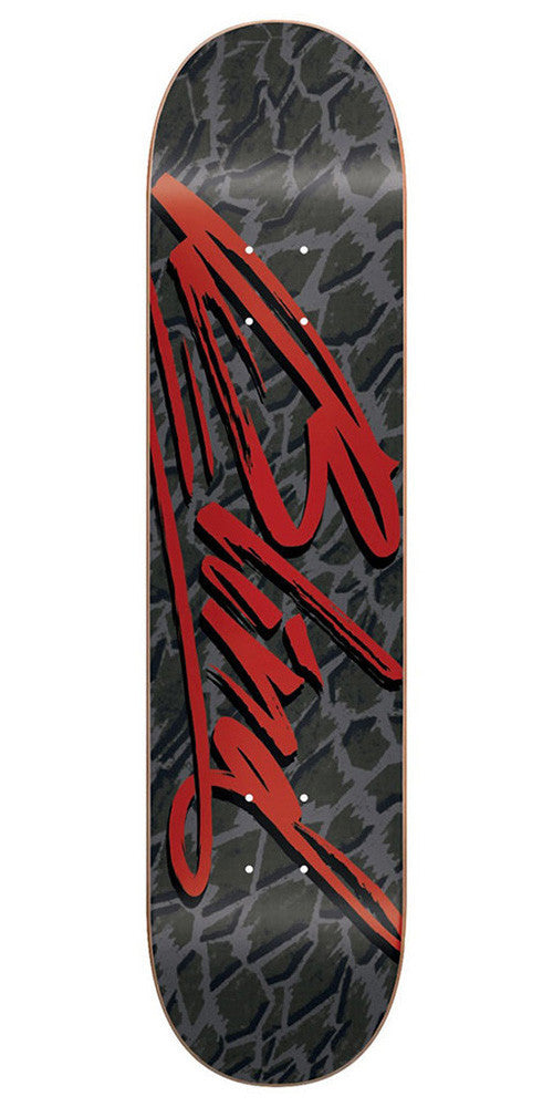 Blind Flight HYB Skateboard Deck - Black/Red - 8.25in
