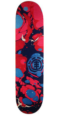 Element Melted Pink Thriftwood Skateboard Deck - Blue/Pink - 8.0