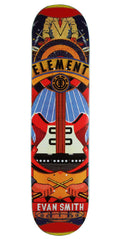Element Smith Big Business Skateboard Deck - Multi - 7.7