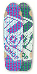 Alien Workshop Minnow Mini Skateboard Deck 7.25in x 26.5in - Assorted