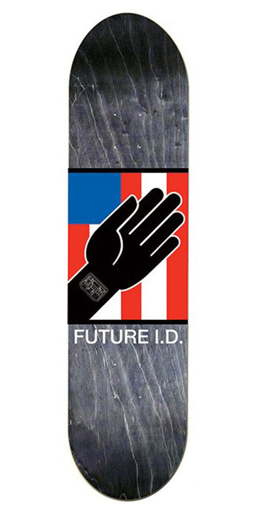 Alien Workshop By Any Means Future I.D. Skateboard Deck - Black - 8.5