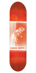 Alien Workshop Mock Death Medium Skateboard Deck - Assorted - 8.25